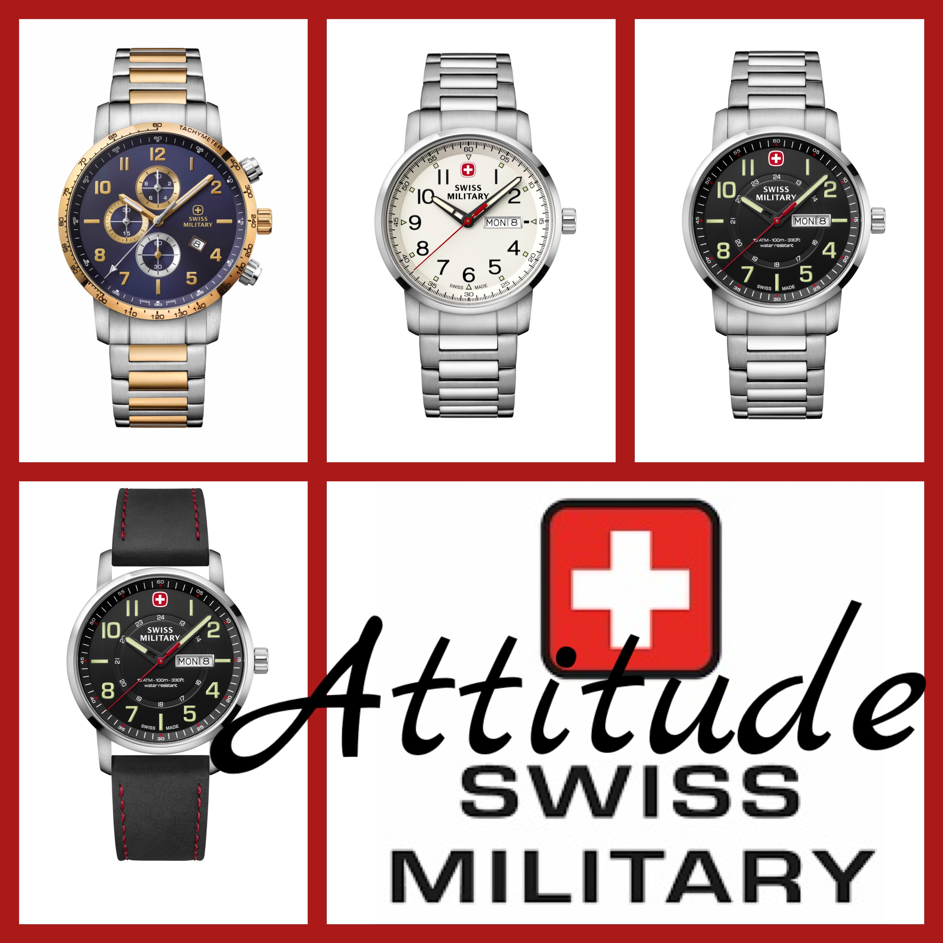 Swiss Military® Watches
